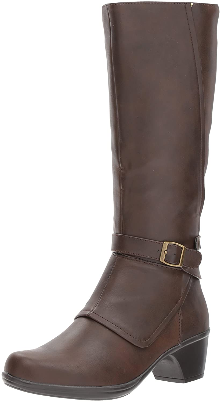 Easy Street Women's Jan Harness Boot B0728PHP5P 9 2W US|Brown
