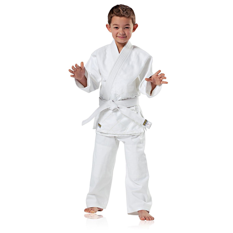 120//200 551312/ KWON Randori Judo Club Line White