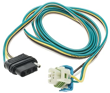 acdelco tc359 professional inline to trailer wiring harness rh amazon ca  trailer wiring harness kit canadian tire