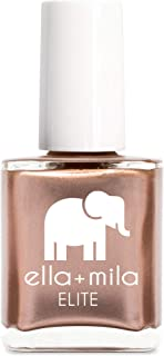 product image for ella+mila Nail Polish, ELITE Collection - Champagne Pop