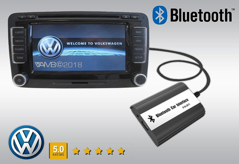 Bluetooth adaptateur AMI//1 xUSB pour VW Phaéton Zab