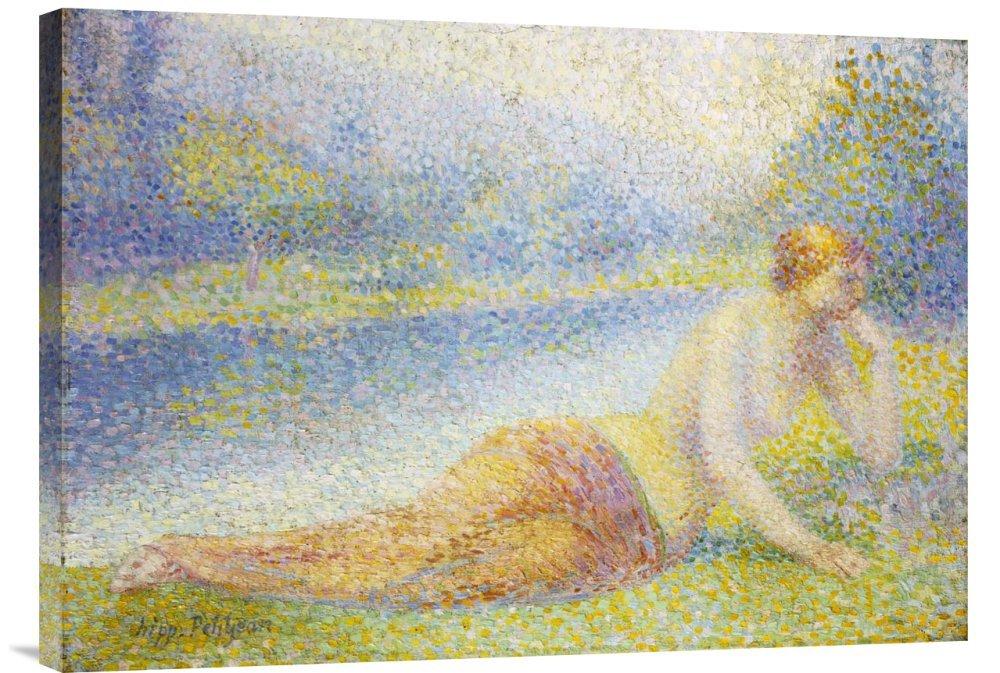 Global Global Global Galerie Budget gcs-265340–76,2–360,7 cm Hippolyte Petitjean liegend Nude Galerie Wrap Giclée-Kunstdruck auf Leinwand Art Wand B01K1PTKIG | Tadellos  d80dbf
