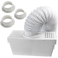 Kit de manguera de ventilación con 3 adaptadores