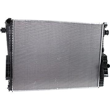 evan-fischer eva276061014300 nueva directa Fit Radiador núcleo de aluminio plástico tanque para F-