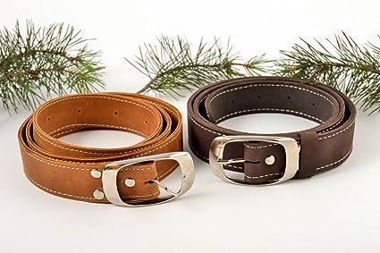 nuevos productos para disfruta del envío gratis talla 40 Cinturones De Cuero Artesanales Ropa Masculina Estilosa ...