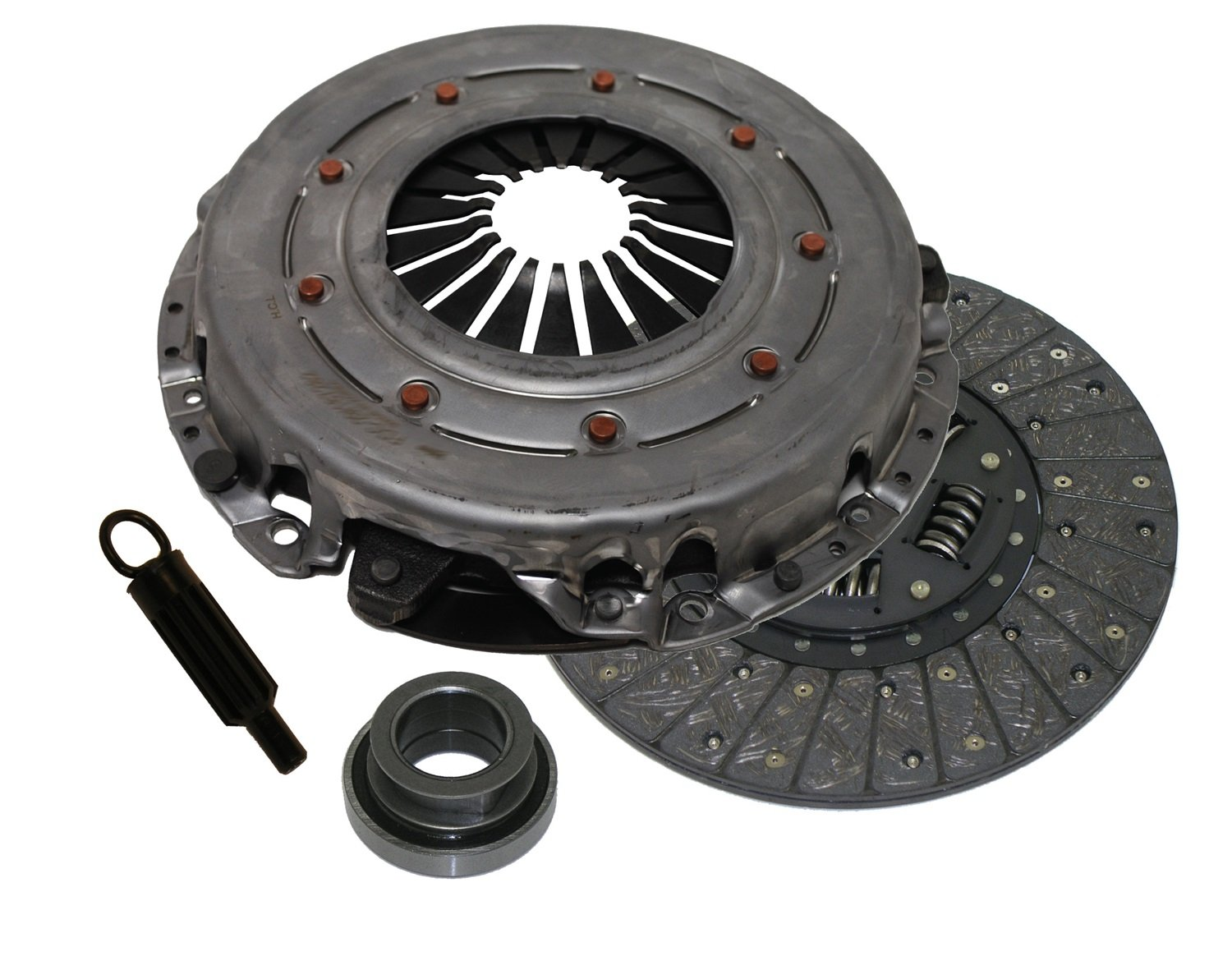 RAM Clutches 88794 10.5-Inch x 1 1/16-10-Inch Replacement Clutch Kit