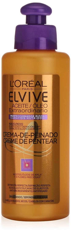 Elvive Crema de Peinado Aceite Extraordinario - 200 ml L' Oreal 950-03826