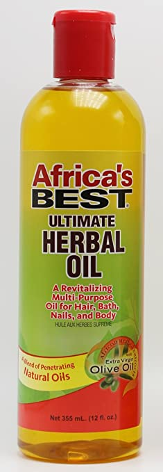 Herbal Oil Production