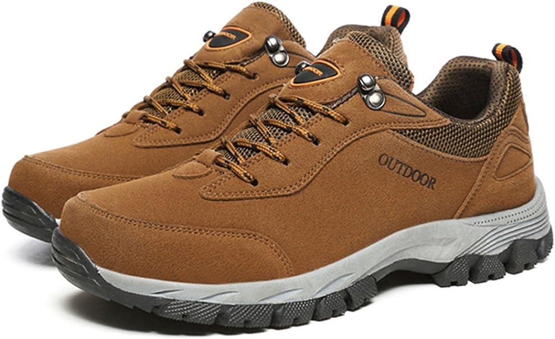 Gracosy Hombres Senderismo Zapatos Escalada Deportes al Aire Libre Senderismo Zapatillas Caminar Impermeable Zapatos de montaña Correr Zapatos Deportes Al Aire Libre Hombre Escalada Zapatos: Amazon.es: Zapatos y complementos