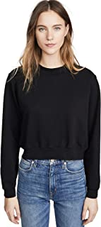 product image for Cotton Citizen Women's Milan Cropped Sweatshirt