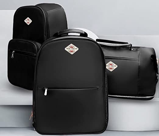 84b2abe88e Image Unavailable. Image not available for. Colour  Tech Pak 360 The Best  Travel   Work Backpack Ever with 10