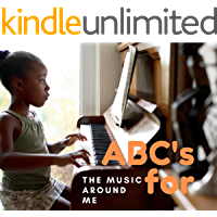 ABC's for the Music Around Me (Jump for Justice Book 8)