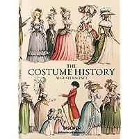 Racinet. The Costume History: BU (Bibliotheca Universalis)