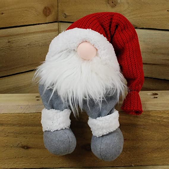 70cm Assorted Big Head Sitting Christmas Gonks