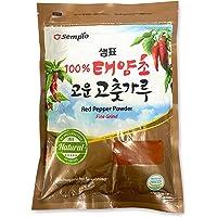 Sempio Korean Red Pepper Powder (Gochugaru For Seasoning), 500g