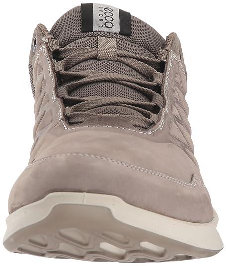 5a566809 ECCO Men's Exceed Low Walking Shoe Fashion Sneaker