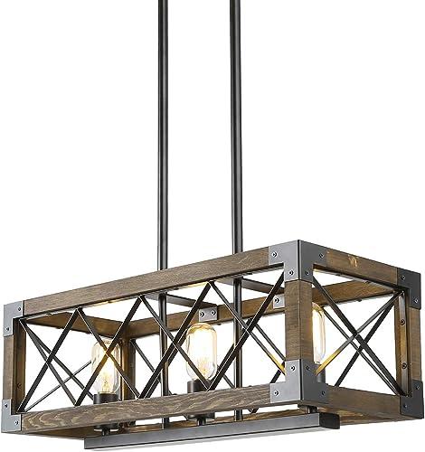 LALUZ Dining Room Lighting Fixtures Hanging