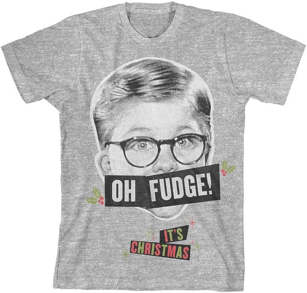 Boys Oh Fudge Shirt A Christmas Story Apparel