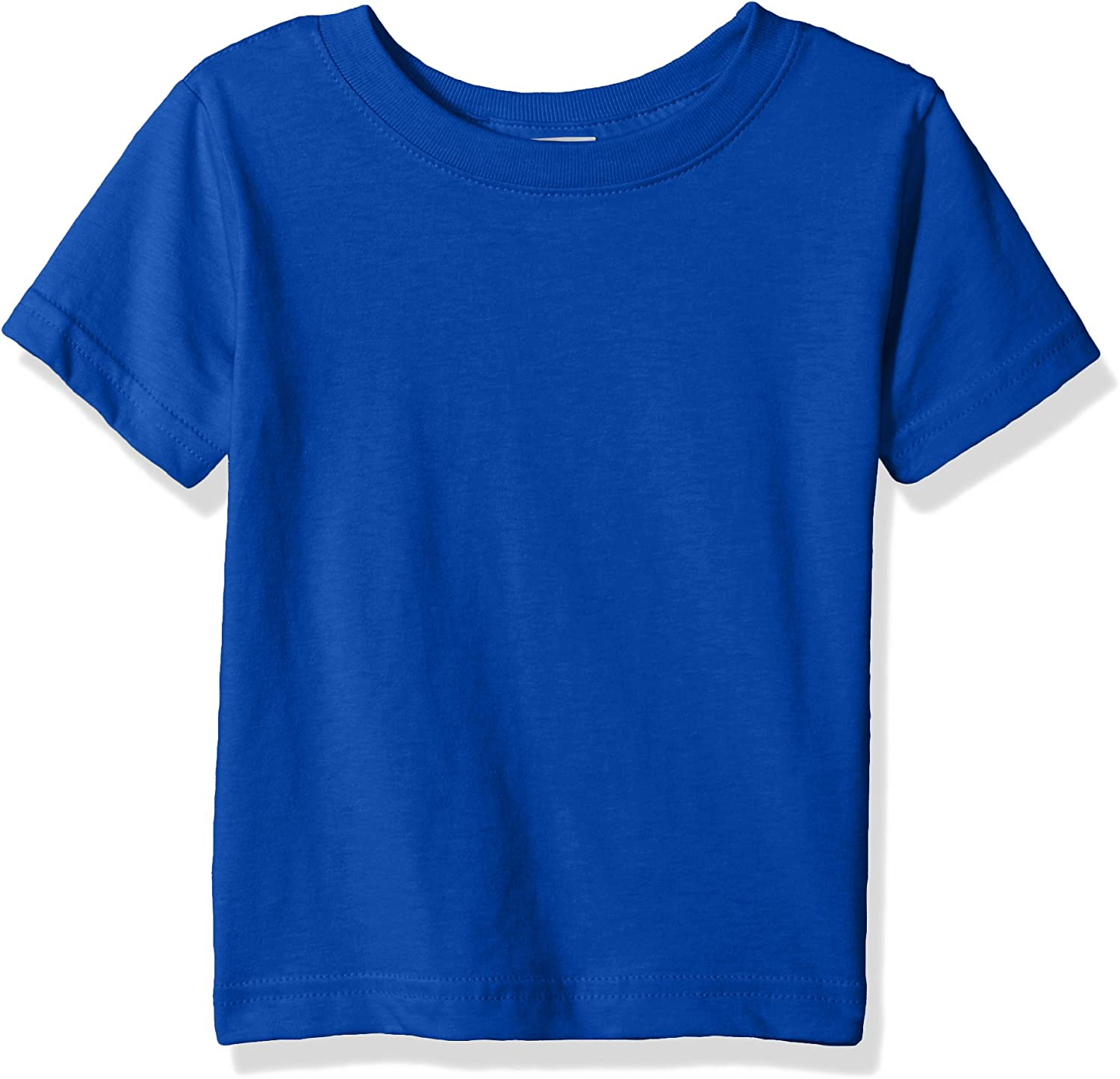 Clementine Baby Boys Infant Fine Durable Jersey Tees Short Sleeve Crewneck T-Shirt