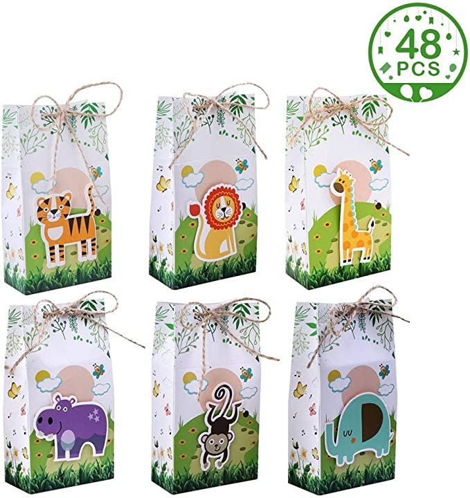 Amazon.com: Aparty4u - Caja de regalo para fiestas de ...