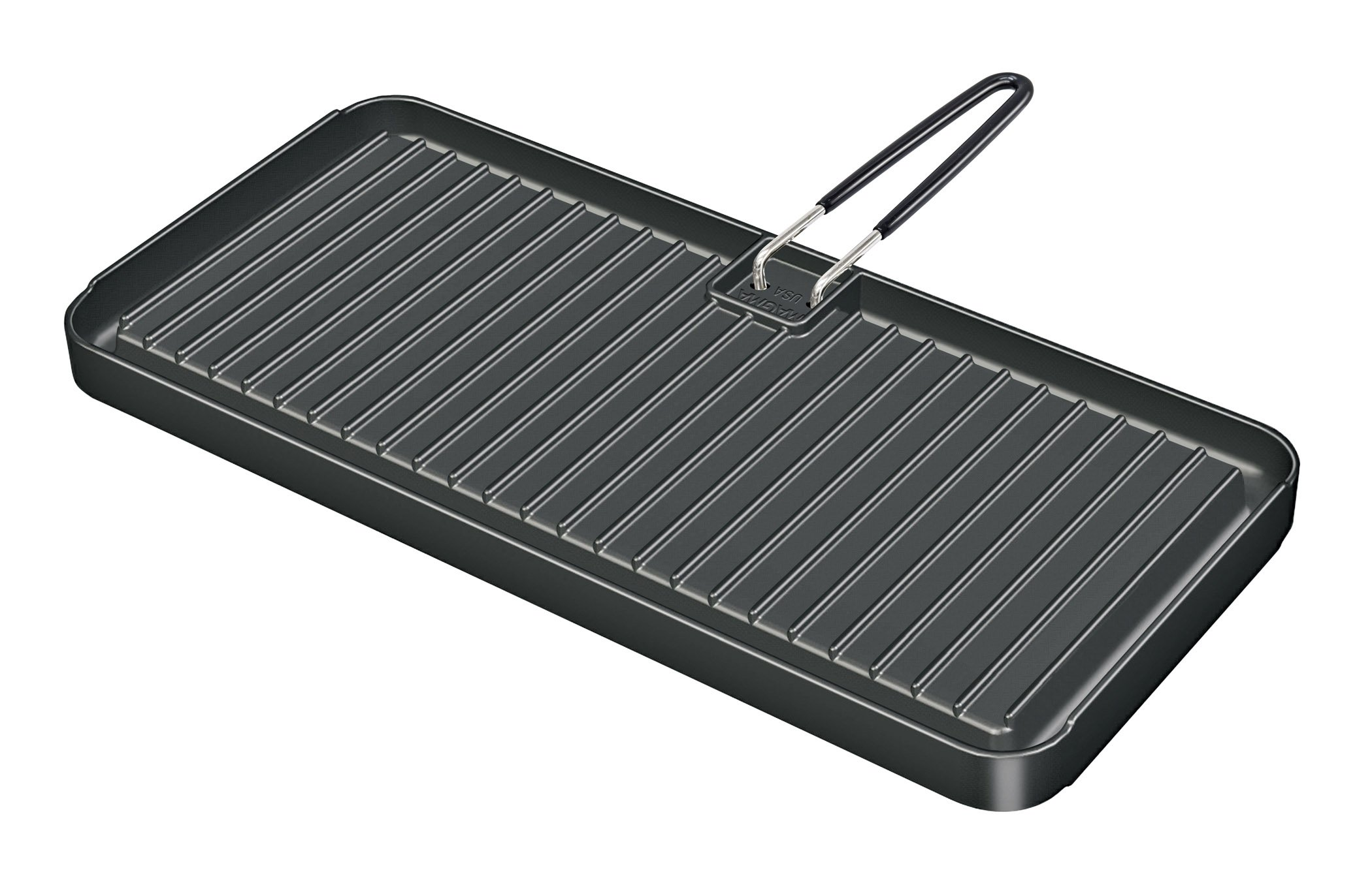 Magma Products, A10-195 Reversible Non-Stick Griddle, 8'' X 17''