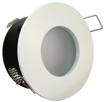 LED 5Watt Aqua IP65 Badezimmer Einbaustrahler BAD & DUSCHE ...