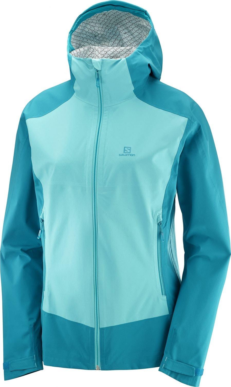 Salomon La Cote Stretch 2.5L Jacket Women urban chicshadow