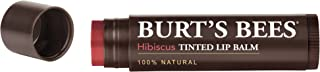 product image for Burt's Bees Tinted Lip Balm, Hibiscus, .15 Ounce (Pack of 2)