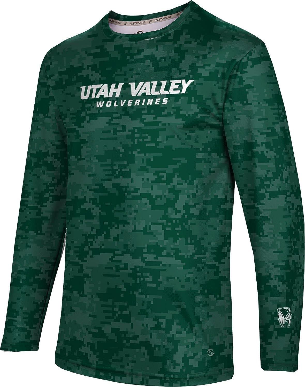 Digi Camo ProSphere Utah Valley University Mens Long Sleeve Tee