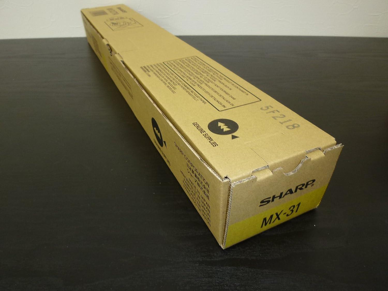 MX-31JTYA イエロー SHARP 国内純正トナー__ TON-MX31JTYA-J B0087MXZA0