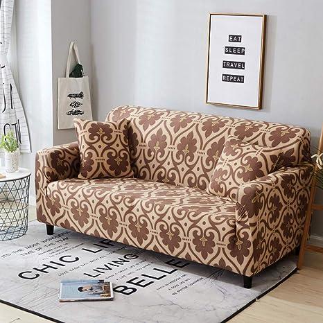 LGBCK Estiramiento de la Cubierta del sofá para Sala de ...