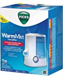 Warm Moisture Humidifier (24 Hour Humidifier)