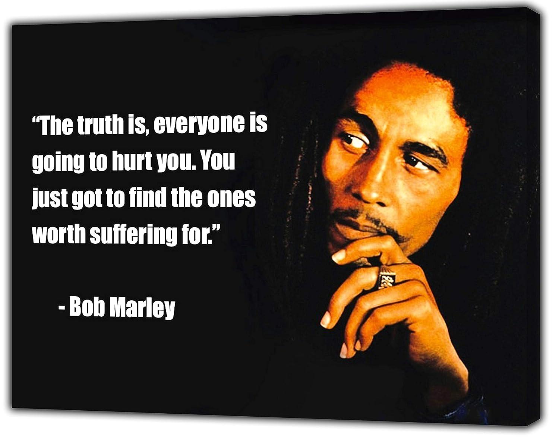 Bob Marley Citation En Anglais Webwinkelbundel