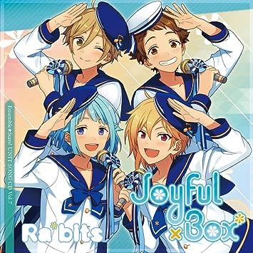 Ra*Bits (Nazuna Nito (CV: Yuki Yonai), Hajime Shino (CV