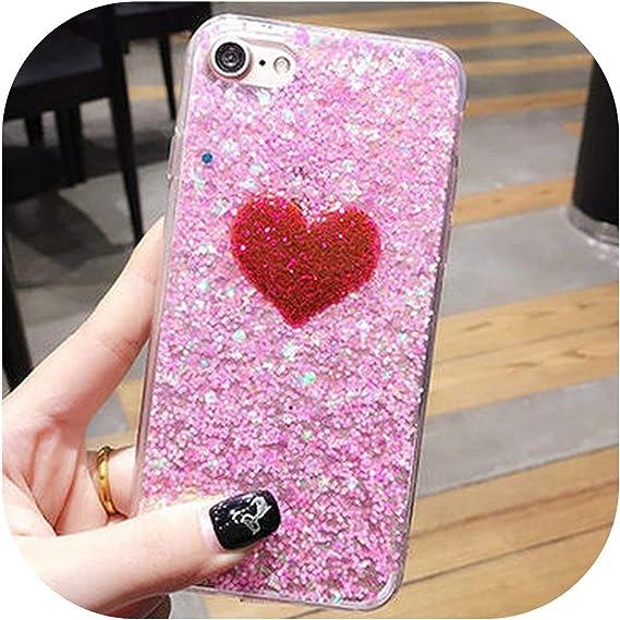 Cute Glitter Phone Case For iPhone X 8