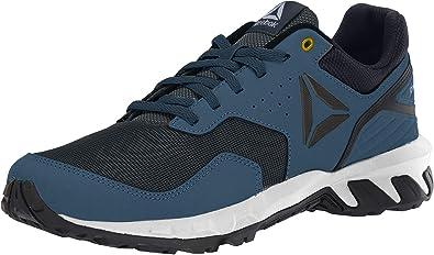 Reebok Ridgerider Trail 4.0 - Zapatillas de Running para Hombre (Talla 44), Color Gris, Color Azul, Talla 39 EU: Amazon.es: Zapatos y complementos