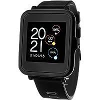 Smartwatch SW2 Bluetooth, Multilaser, P9079, Smartwatch, Preto