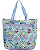 All For Color - Women`s Tennis Tote - (TCDL-U17)
