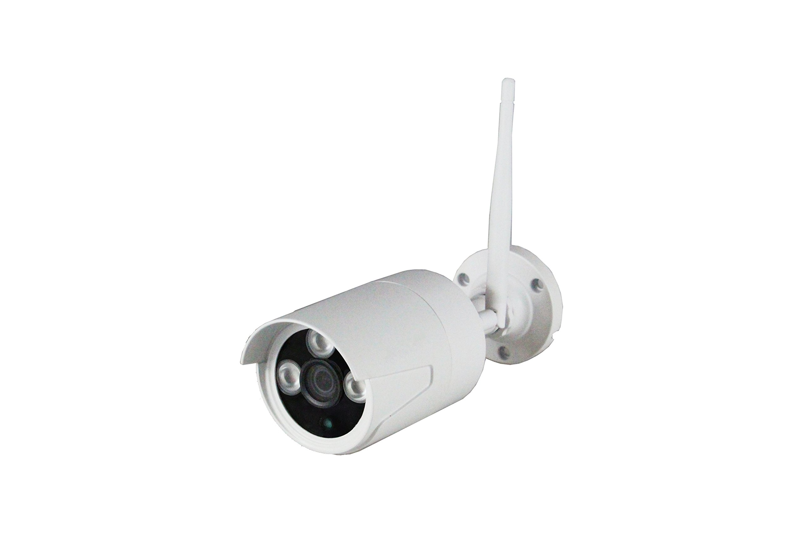 GXA HD IP wireless Network camera 1.3MP (960P) Weatherproof 1/3 CMOS 3.6mm Outdoor cctv camera with 100ft(30m) Night Vision