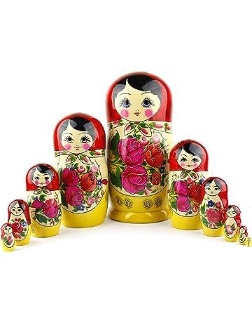 Muñecas Matrioska   Amazon.es