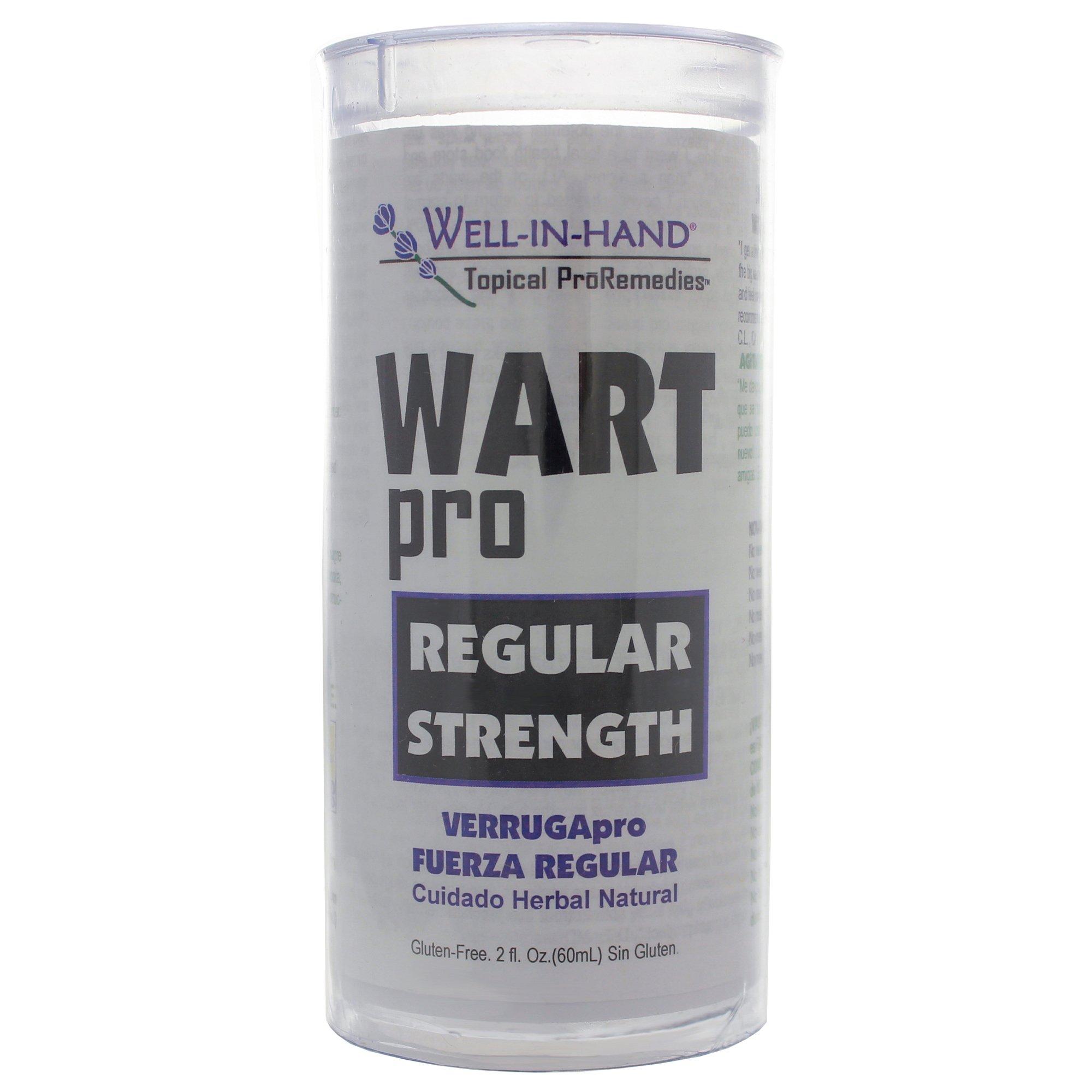Wart Pro/Regular Strength 2 Ounces - Pack of 2
