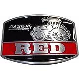 Case IH Belt Buckle Tractor Emblem Dipper Agricultural Machinery Logo Buckle 608