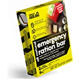 Nature's Juice Bar Emergency Food Bars - Meal Replacement for Survival, Disaster Preparedness that Provides Healthy Energy, N