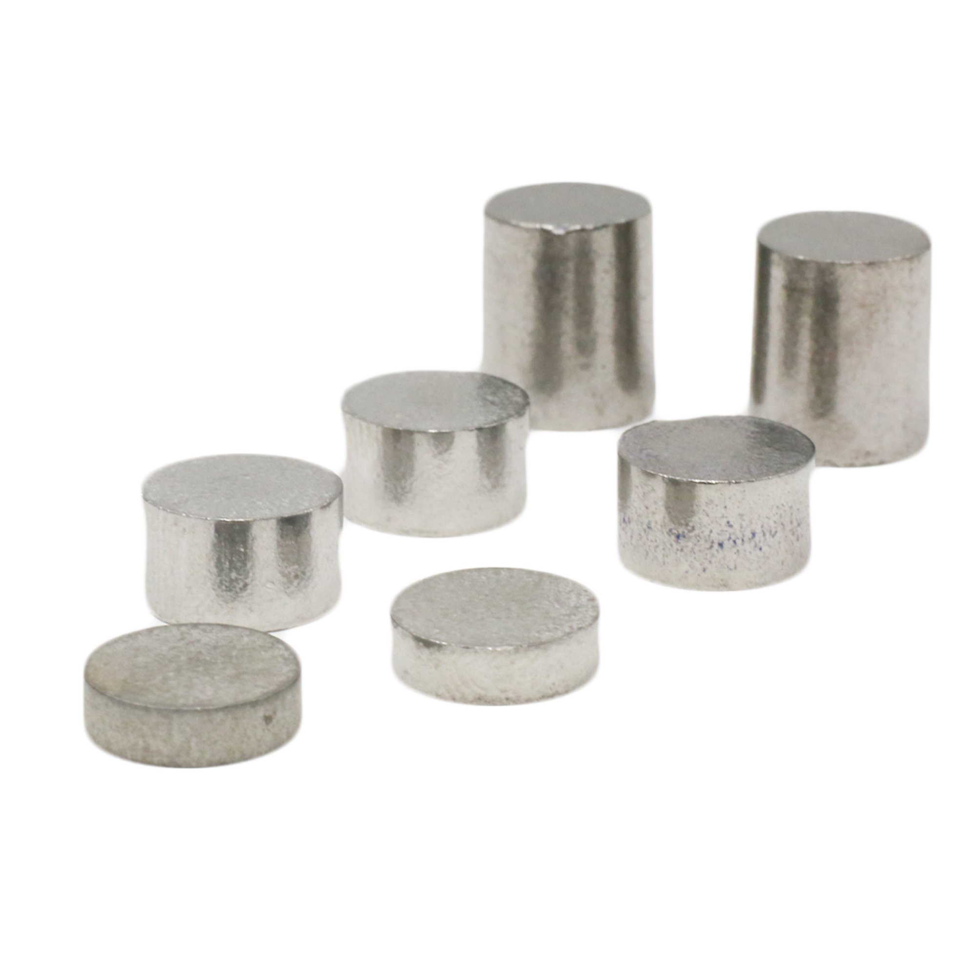Red Dirt Derby 2 oz Tungsten Pinewood Derby Car Weights - incremental Sizes Enable You to Customize Derby car for Maximum Speed!