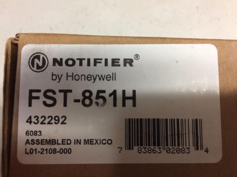 Notificador fst-851h - Detector de calor 190 F Fijo Temperatura: Amazon.es: Bricolaje y herramientas