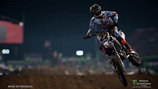 Monster Energy Supercross. The Official Videogame ...