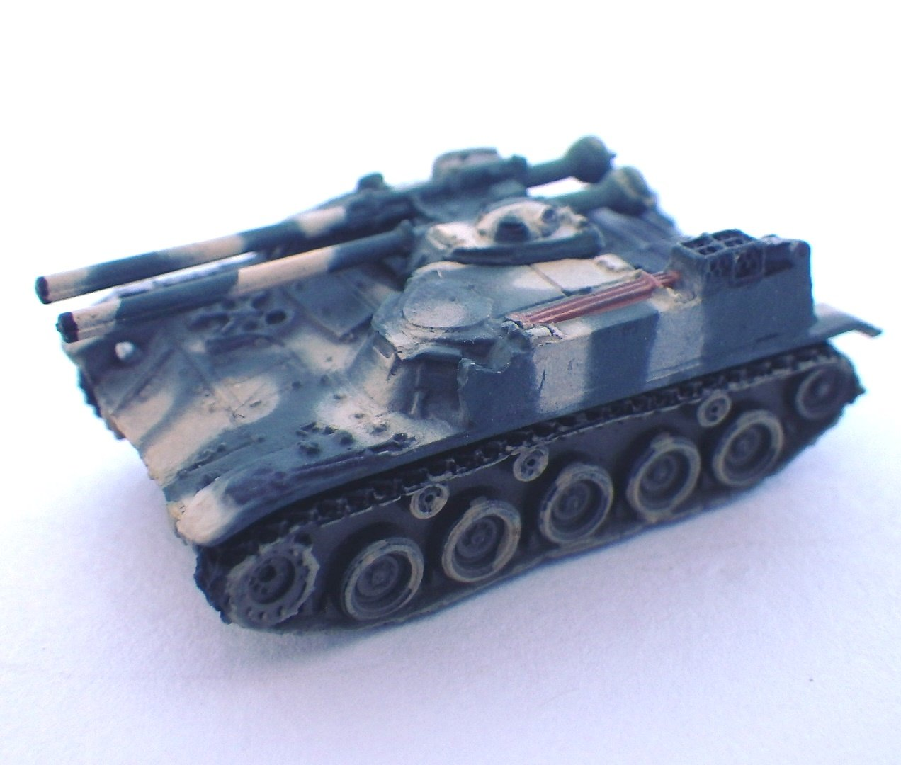1/144 Welt Tank Museum Series 04-66 [Boden Self-Defense Force] 60 Formula selbstfahr 106mm recoilless Gewehr Tropfen Tarnung einen Artikel