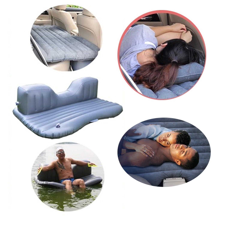 Amazon.com: annababy coche SUV cama de aire para playa ...