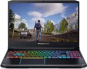 "Acer Predator Helios 300, Gaming Laptop van 15.6"" Full-HD IPS 144Hz (Intel i7-9750H, 16GB RAM, 512GB SSD + 1TB HDD, NVIDIA GTX 1660 TI, Windows 10 Home) - QWERTY Nederlands Toetsenbord"