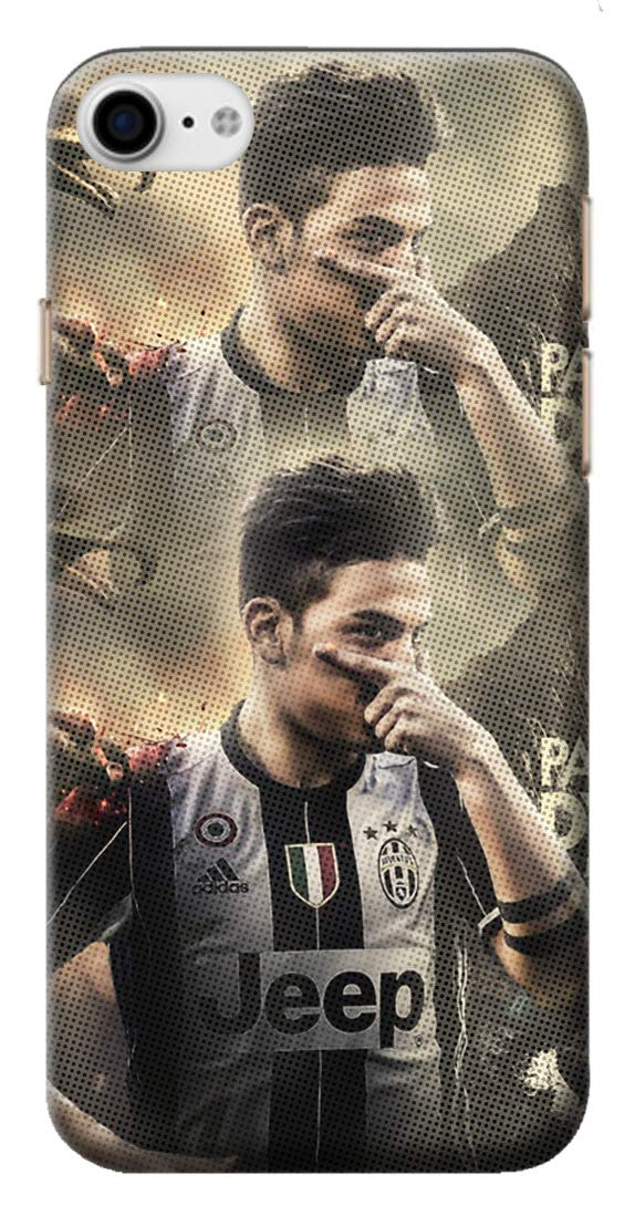 Zupaco Paulo Dybala Juventus Fan Art Printed Back Hard: Amazon.in ...